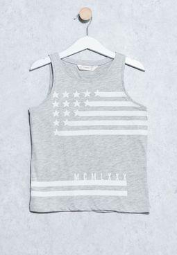 Kids Banderas T-Shirt