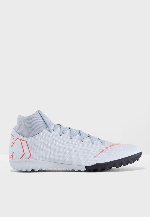 حذاء ميركوريال سوبر فلاي 6 اكاديمي للأسطح العشبية
