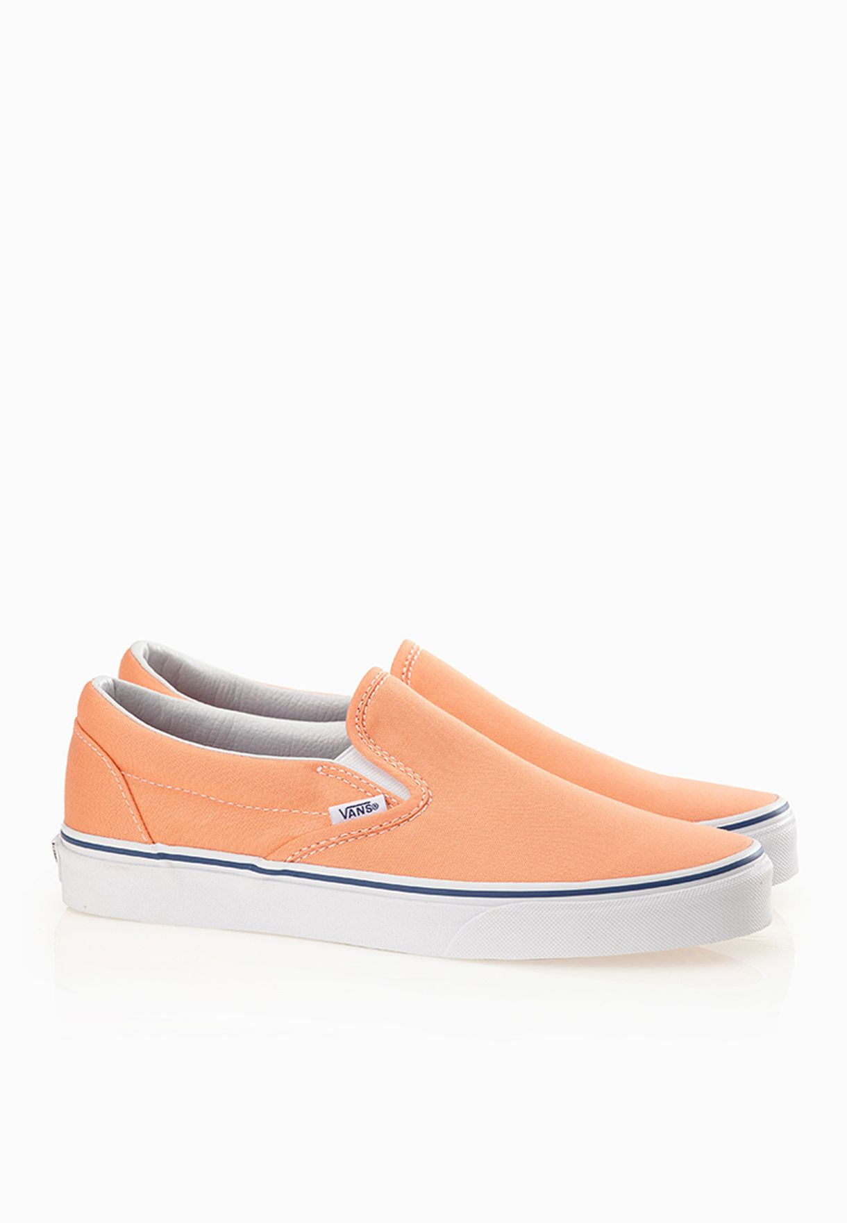 d36bf760221da8 Shop Vans orange Classic Slip-Ons for Women in UAE - VA088SH00IFF