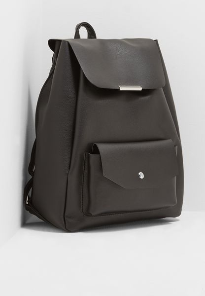 Minimal Pocket Backpack
