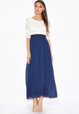 Jana Imaan Lace Top Dress