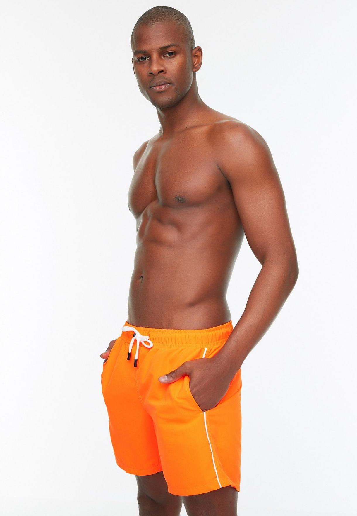 Essential Garnished Swim Shorts