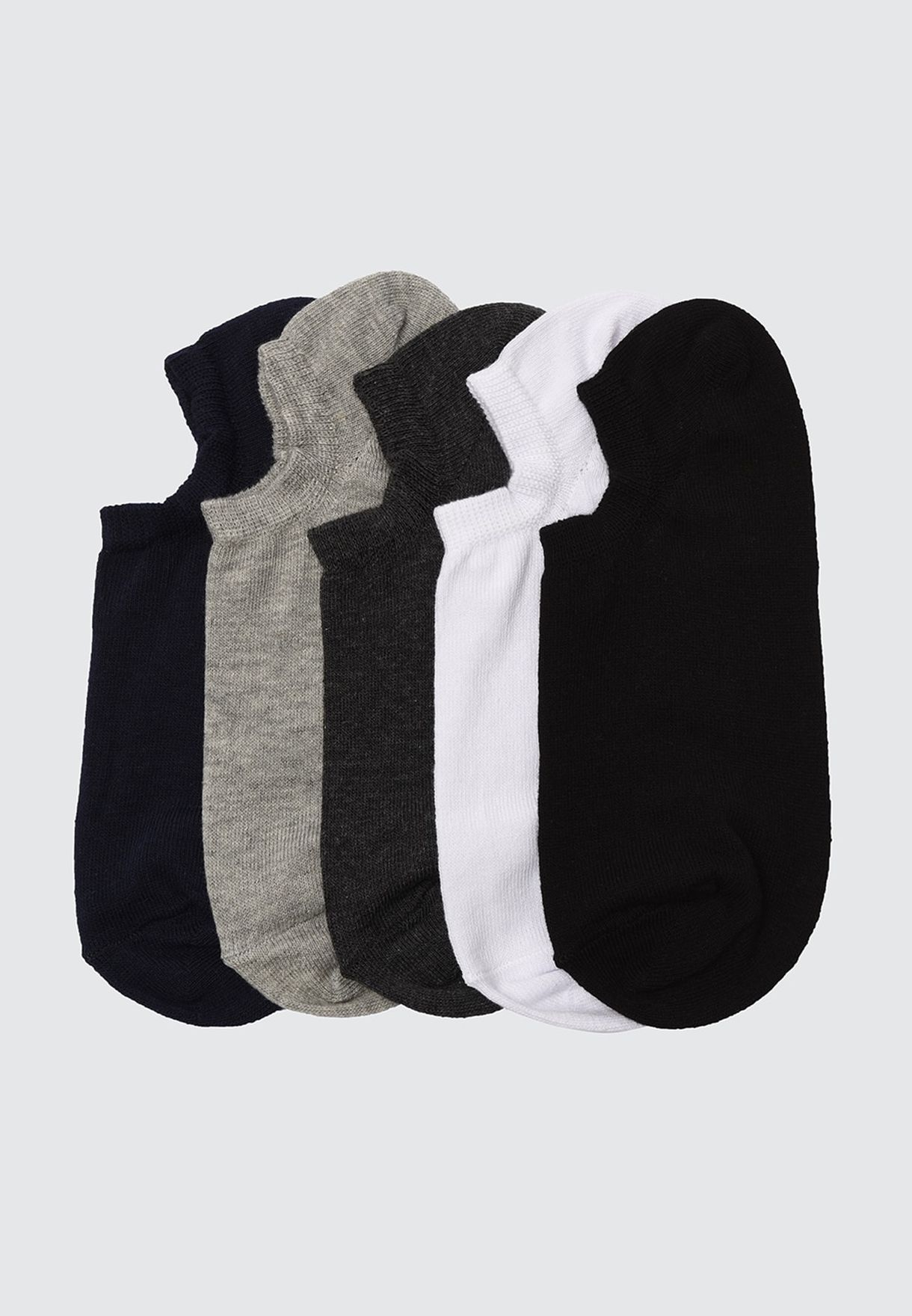 5 Pack Assorted Socks