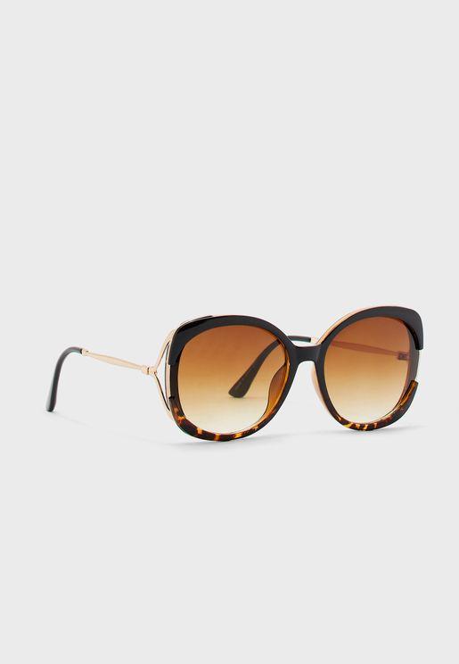 Ruiva Oversized Sunglasses