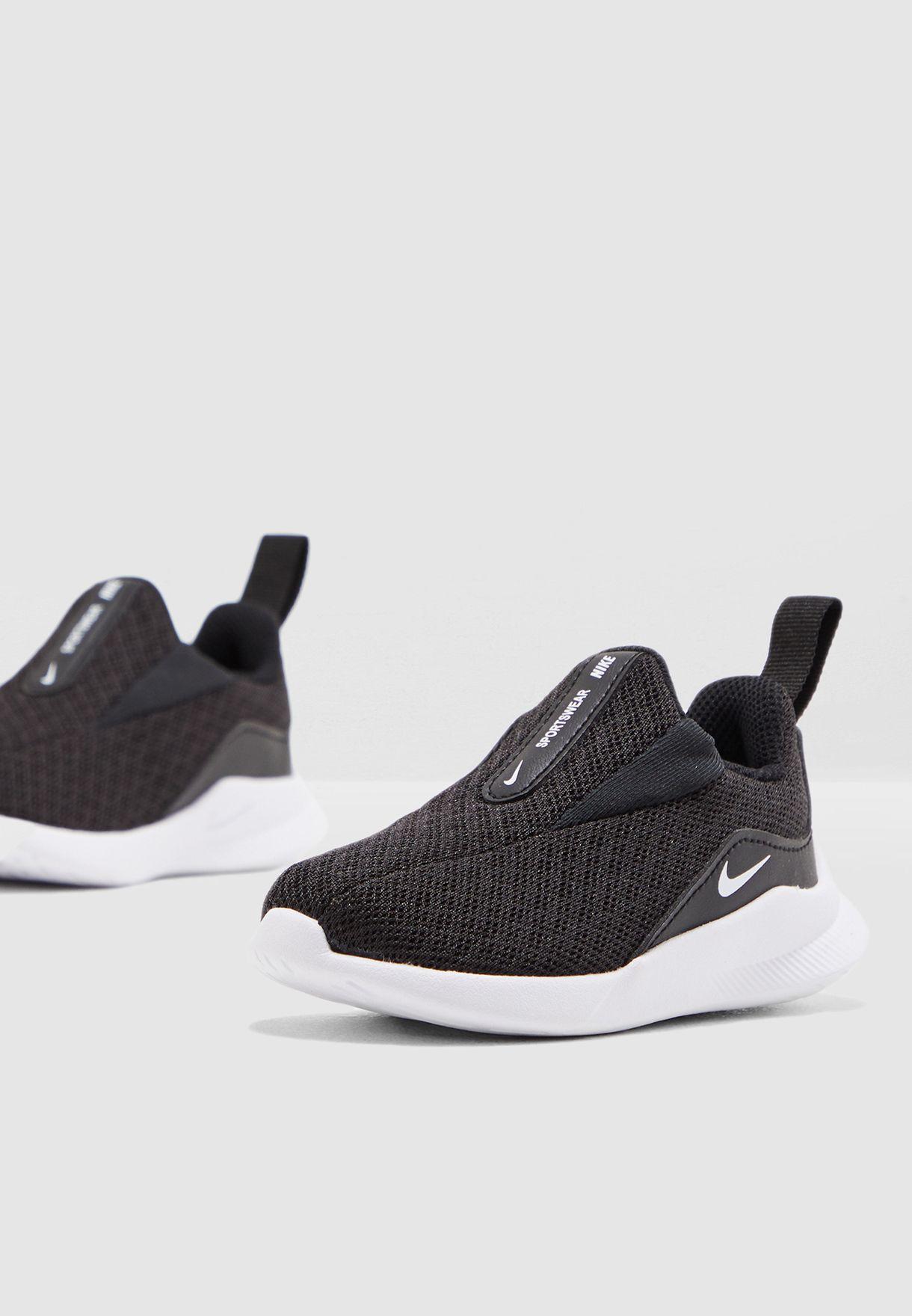 d521baf8fe6d Shop Nike black Infant Viale AH5556-002 for Kids in Oman - 72704SH00WHP