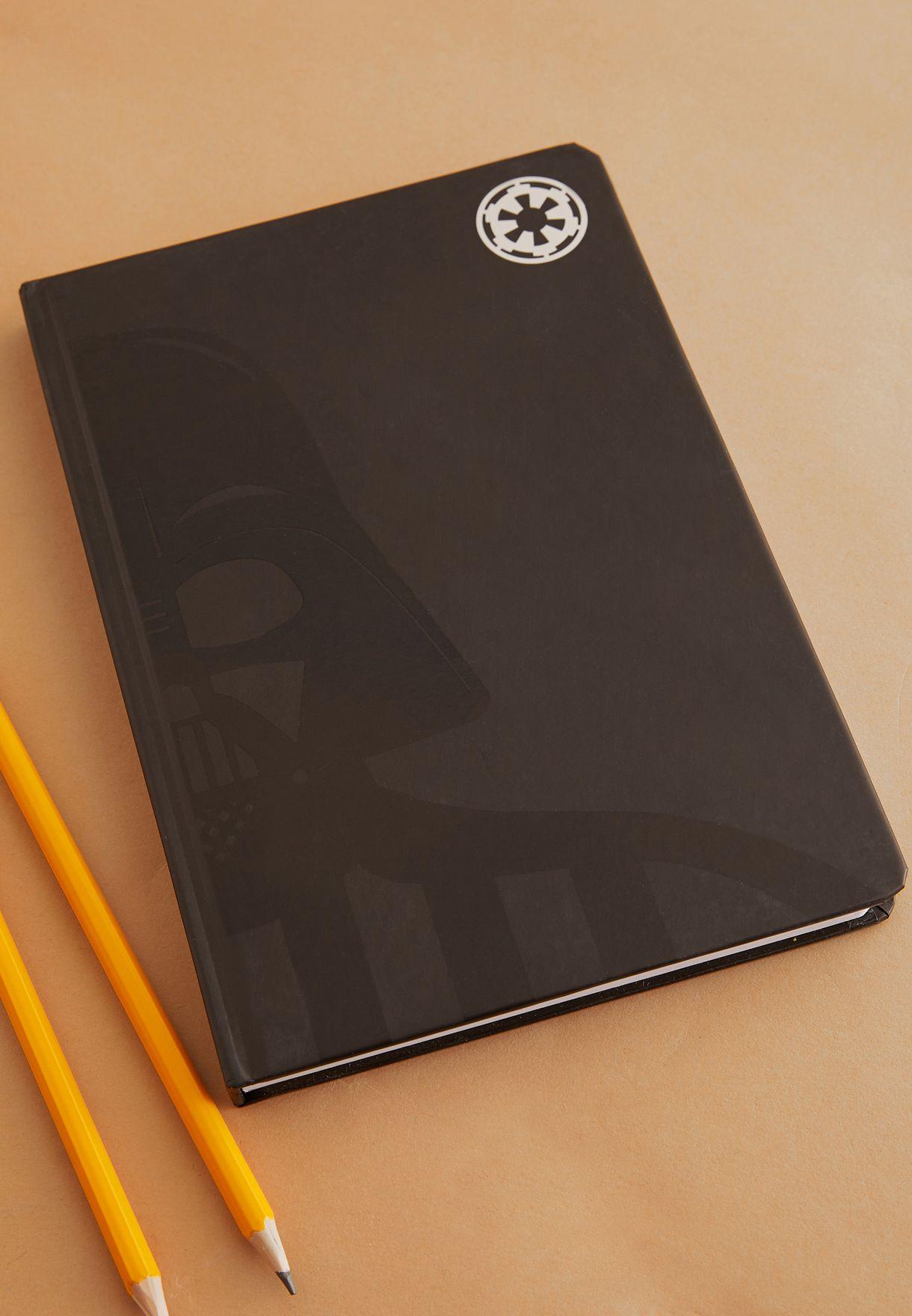 Star Wars Darth Vader Notebook