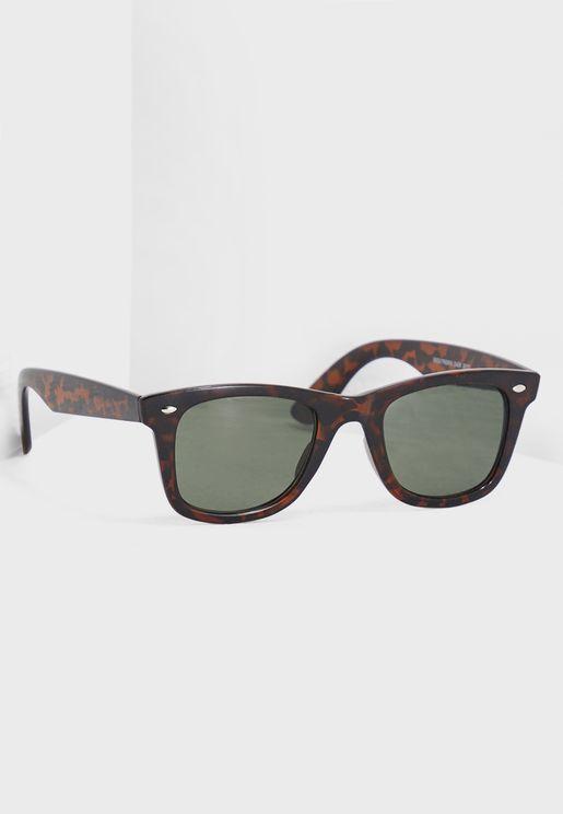 Dark Tortoisehell 50'S Sunglasses
