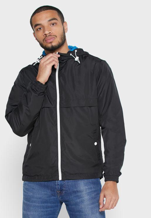Hooded Windrunner Jacket