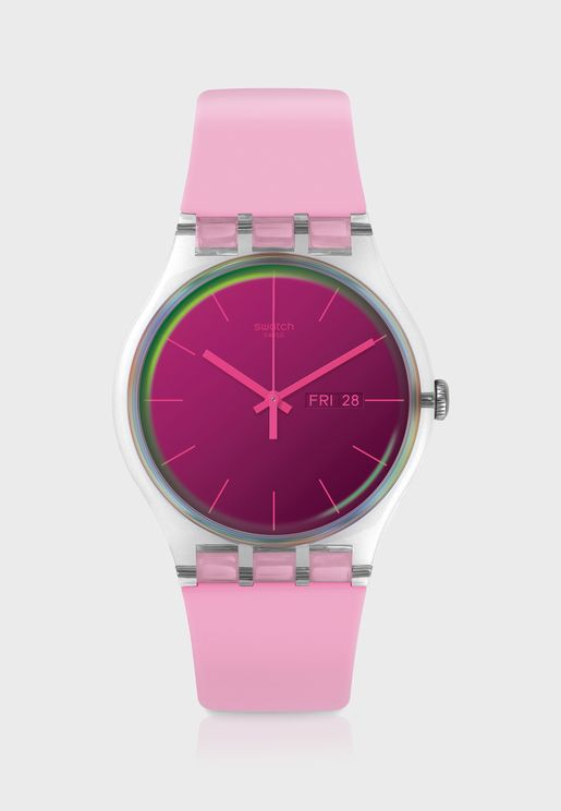 Polarose Analog Watch