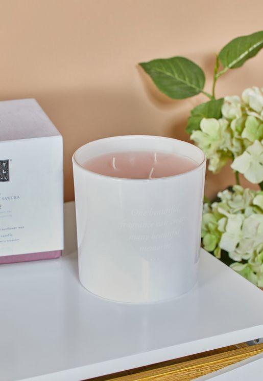 XL  Sakura Candle