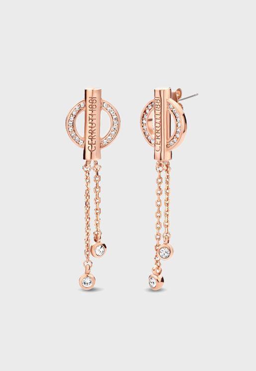 C Crj E221Sr Earrings