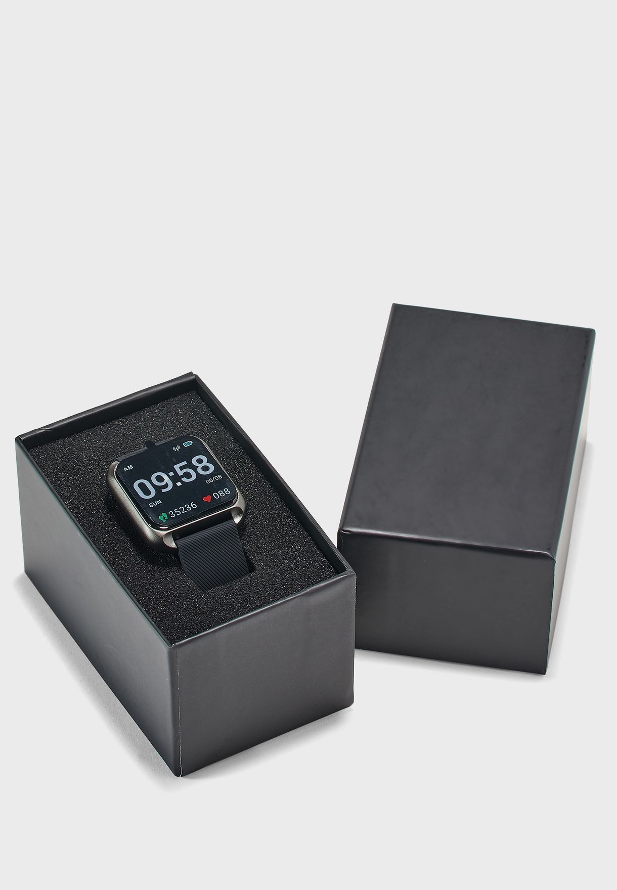 Smart Watch With Mesh Strap