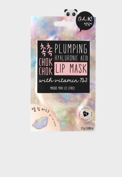 Chok Chok Hyaluronic Lip Mask