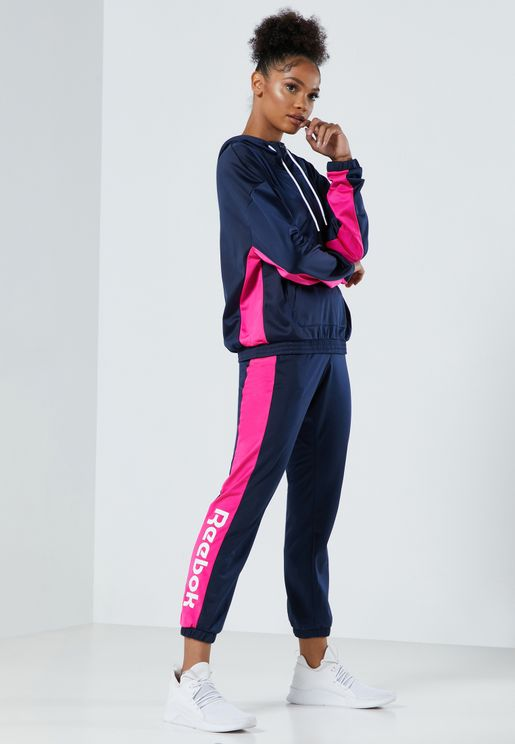 Linear Logo Tracksuit