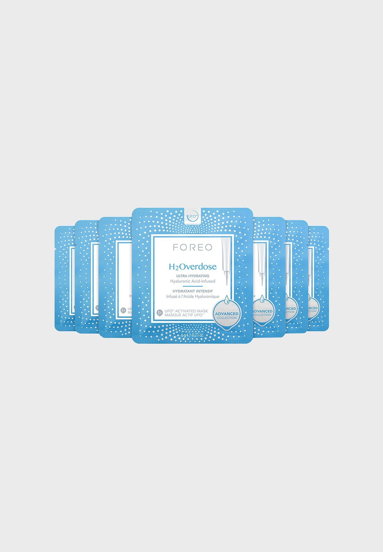 Ultra Hydrating UFO Activated Mask