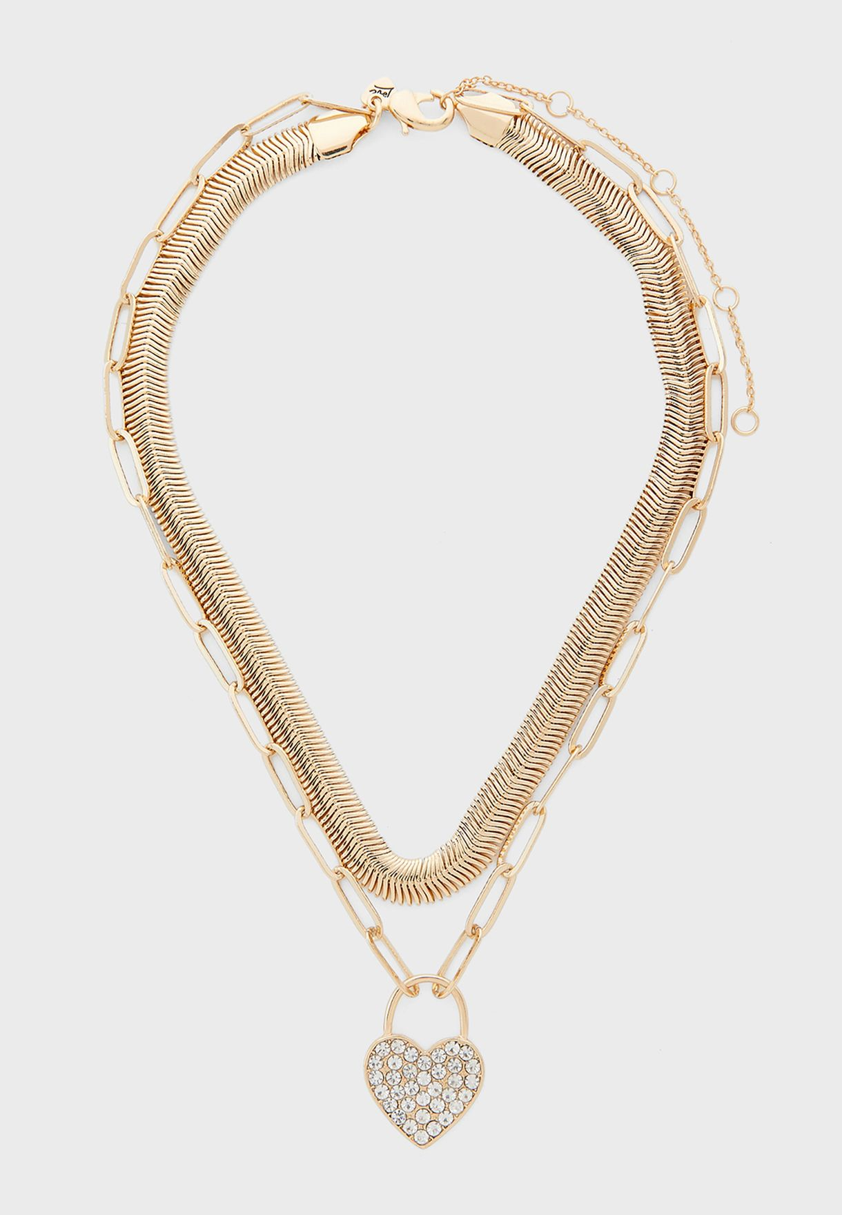 Ceran Layered Necklace