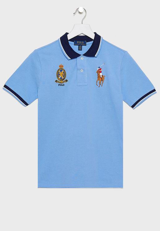 Teen Varsity Polo
