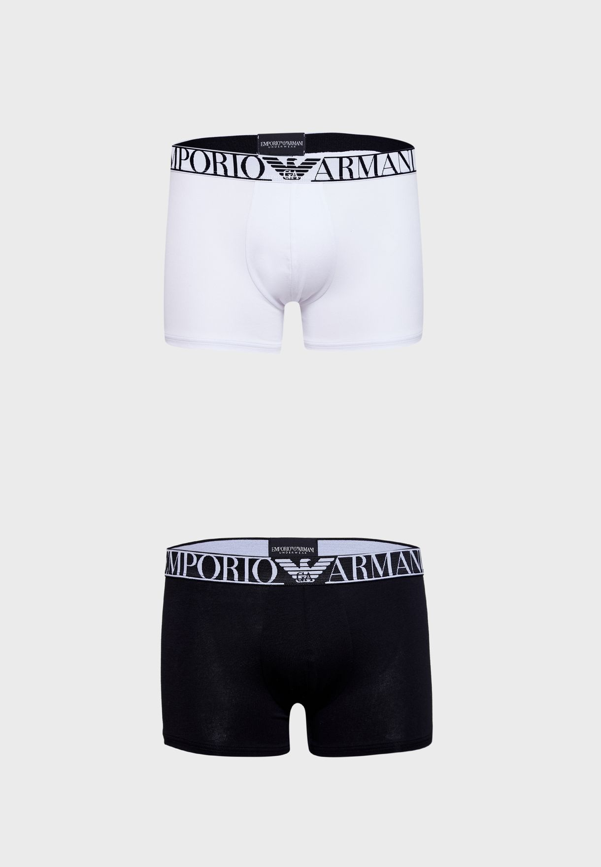 2 Pack Logo Band Trunks