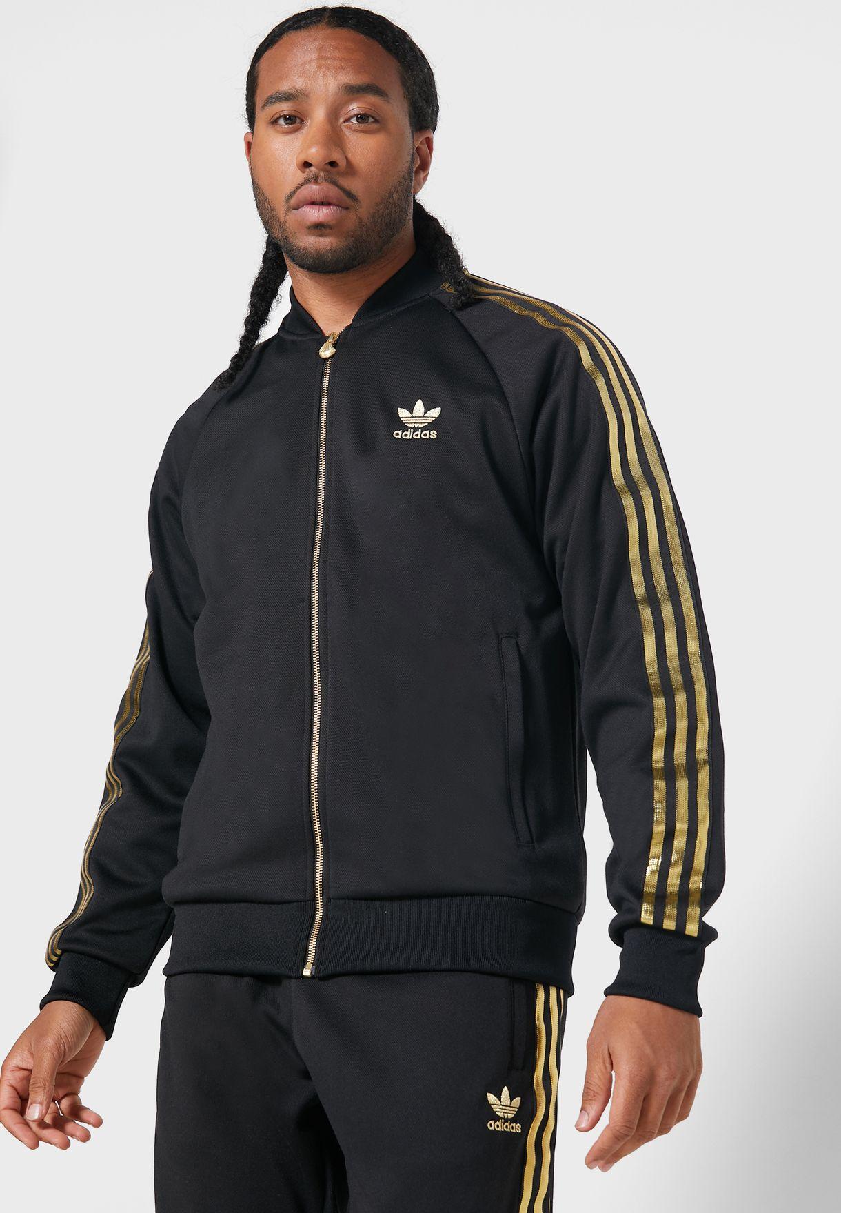Superstar 24 Track Jacket