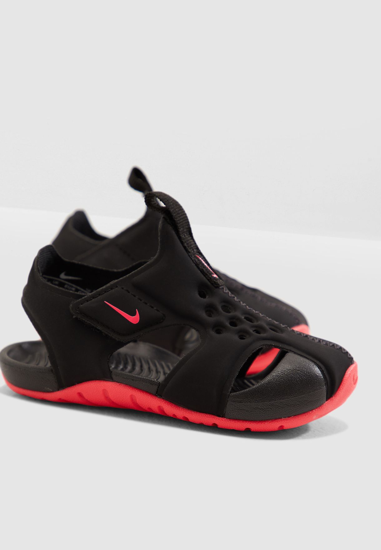 1cf137d6a29e Shop Nike black Infant Sunray Project 2 943827-003 for Kids in UAE -  72704SH00UFP