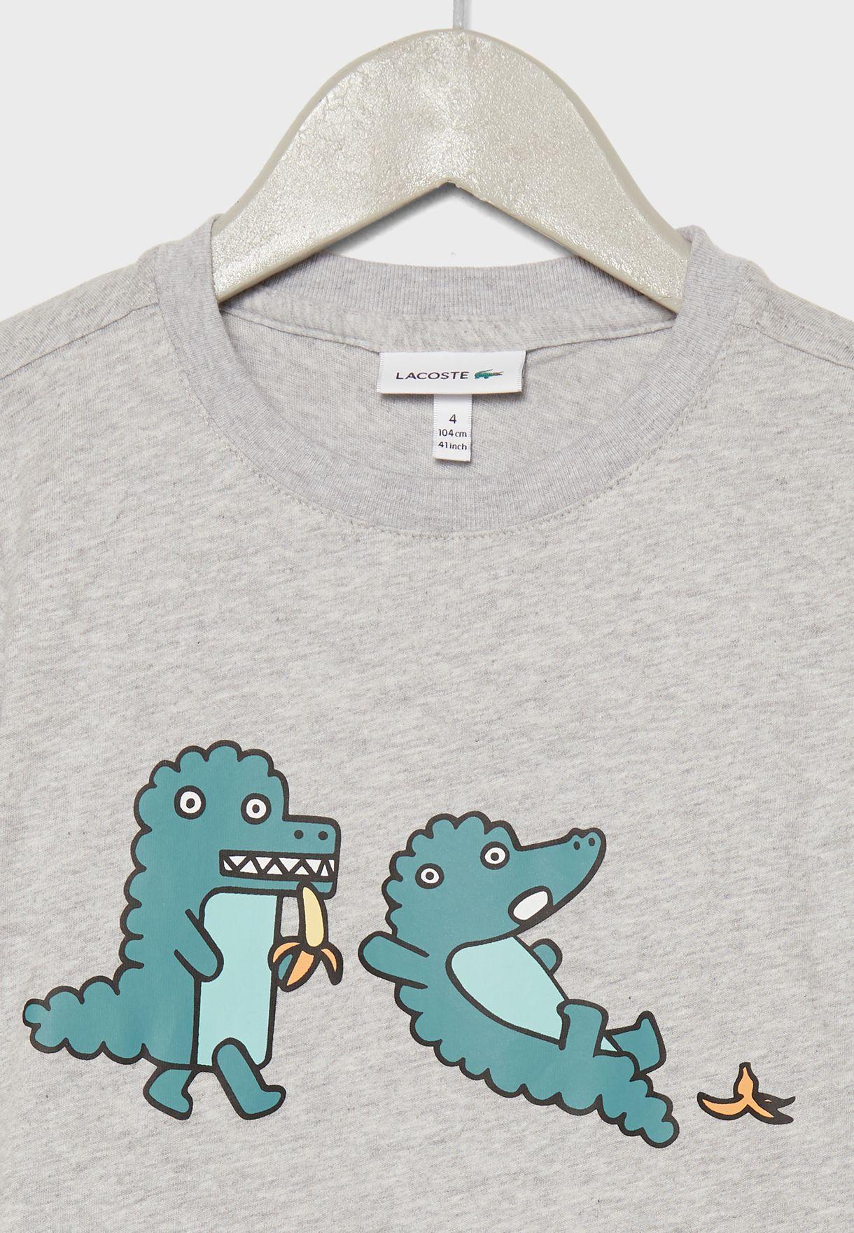Little Graphic T-Shirt