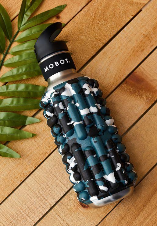 Grace Foam Roller Water Bottle - 800ML