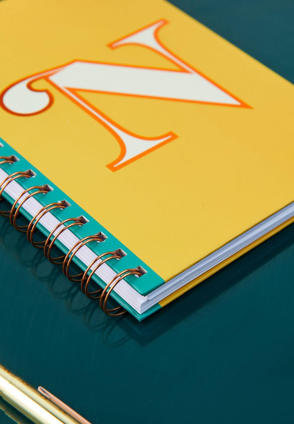 دفتر ملاحظات A5