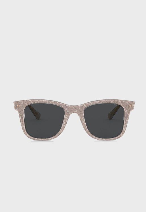 0HC8290 Shape Sunglasses