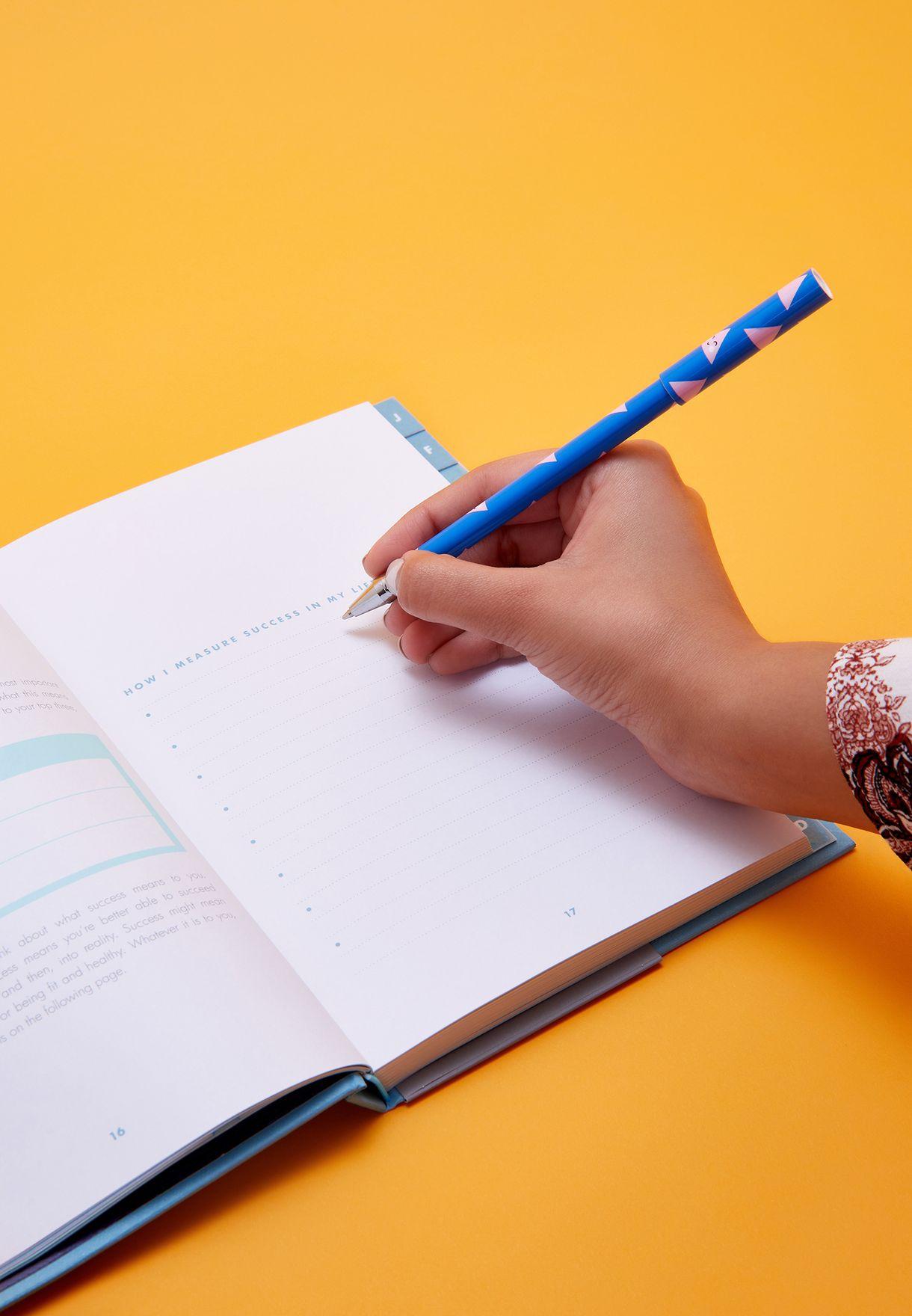 دفتر ملاحظات بغلاف مُقوى