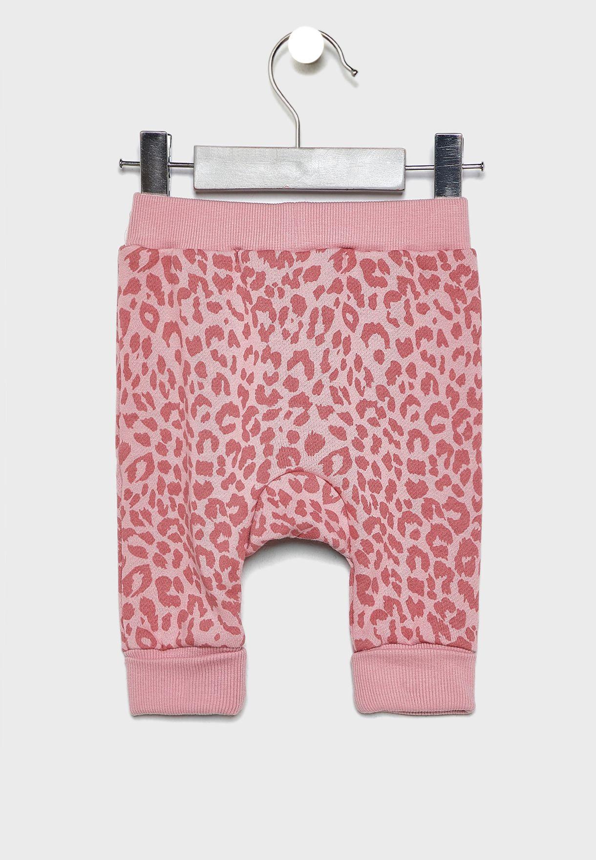 Infant Printed Sweatpants