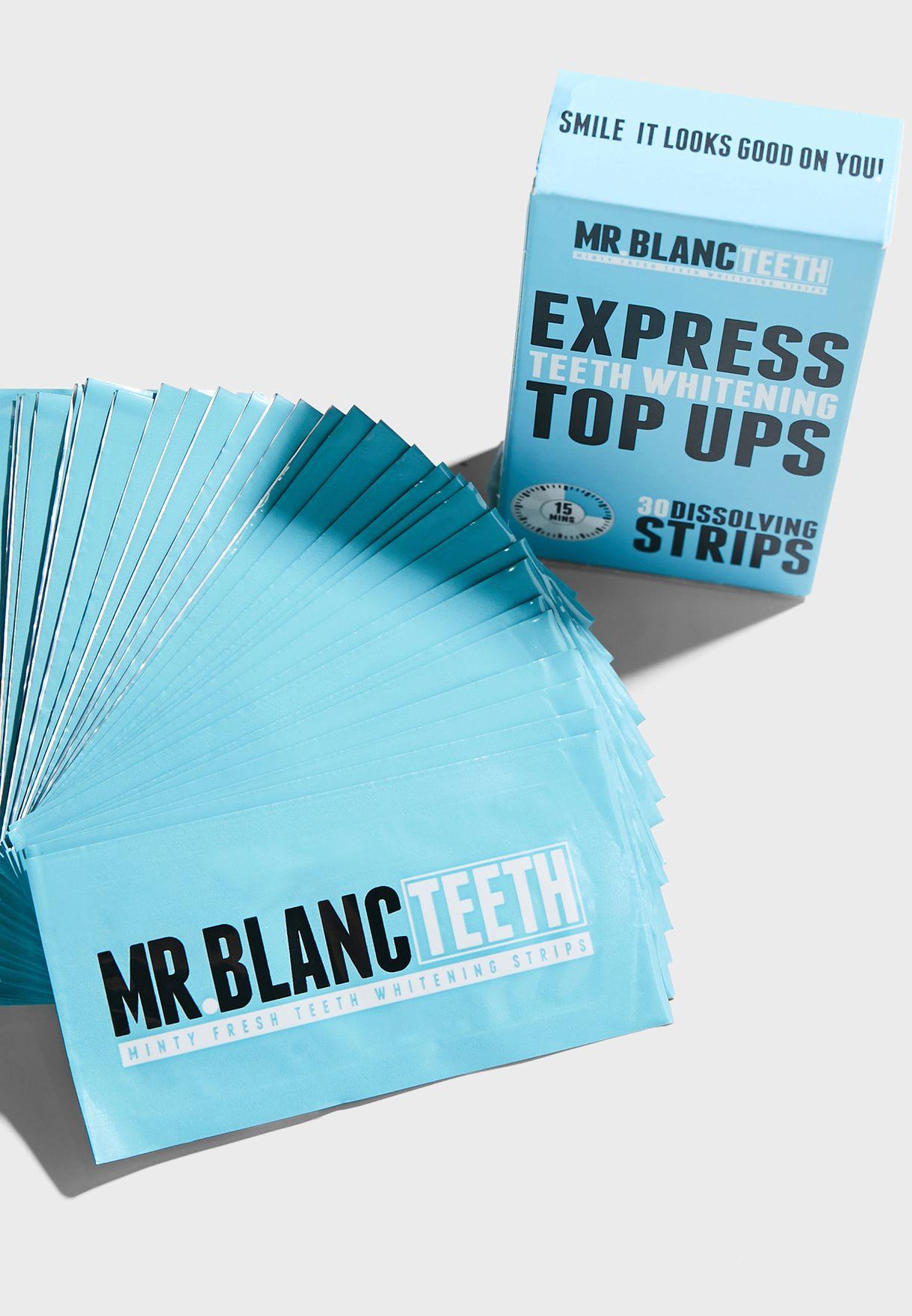 Express Teeth Whitening Strips