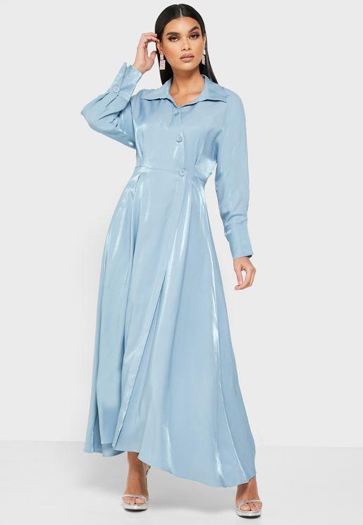 فستان ميدي