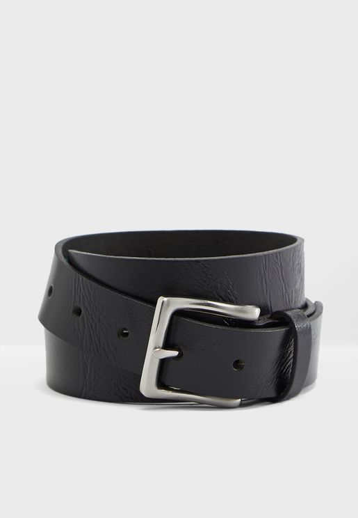Core Leather Belt