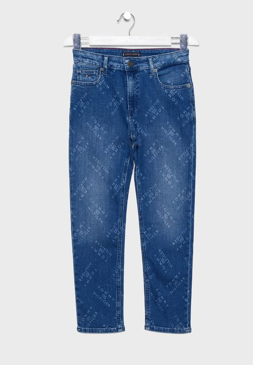 جينز مطاطي