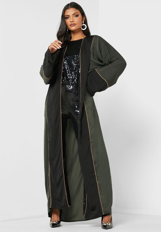 Piping Detail Abaya