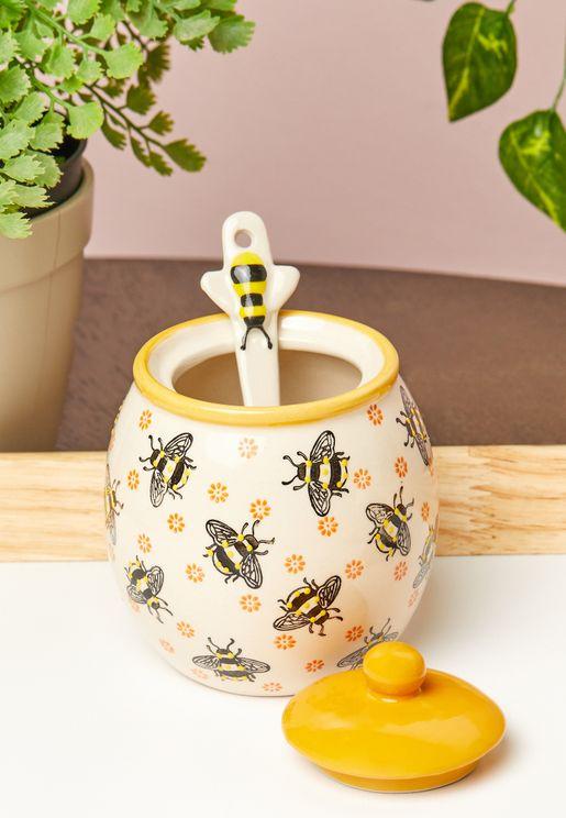 وعاء للعسل