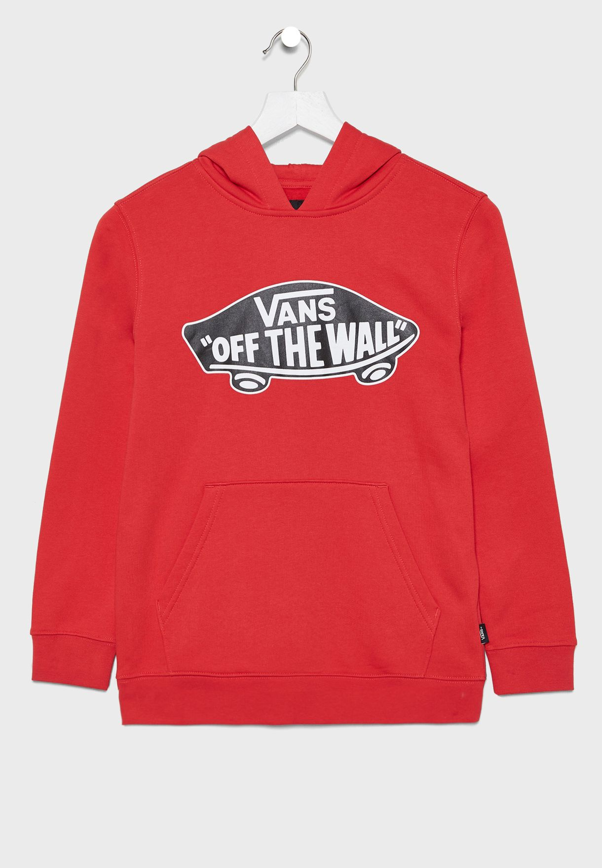 Youth Off The Wall Fleece Sweatshirt
