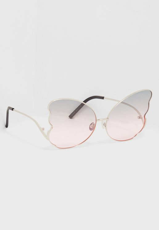 be5d1cfed نظارات شمسية نسائية 2019 - نمشي جميع الدول