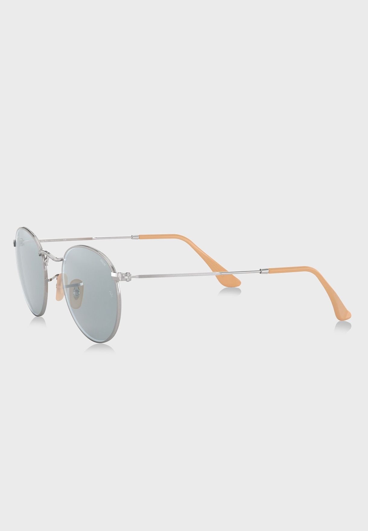 0RB3447 Round Sunglasses