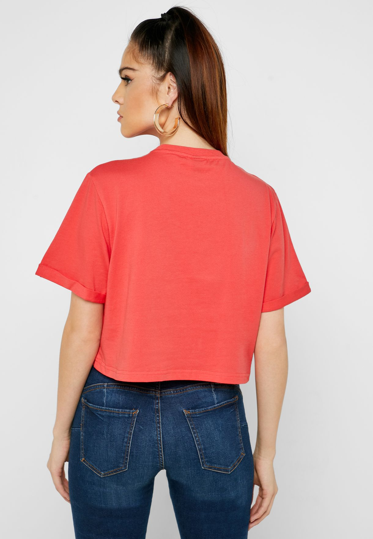 Matamata Cropped T-Shirt