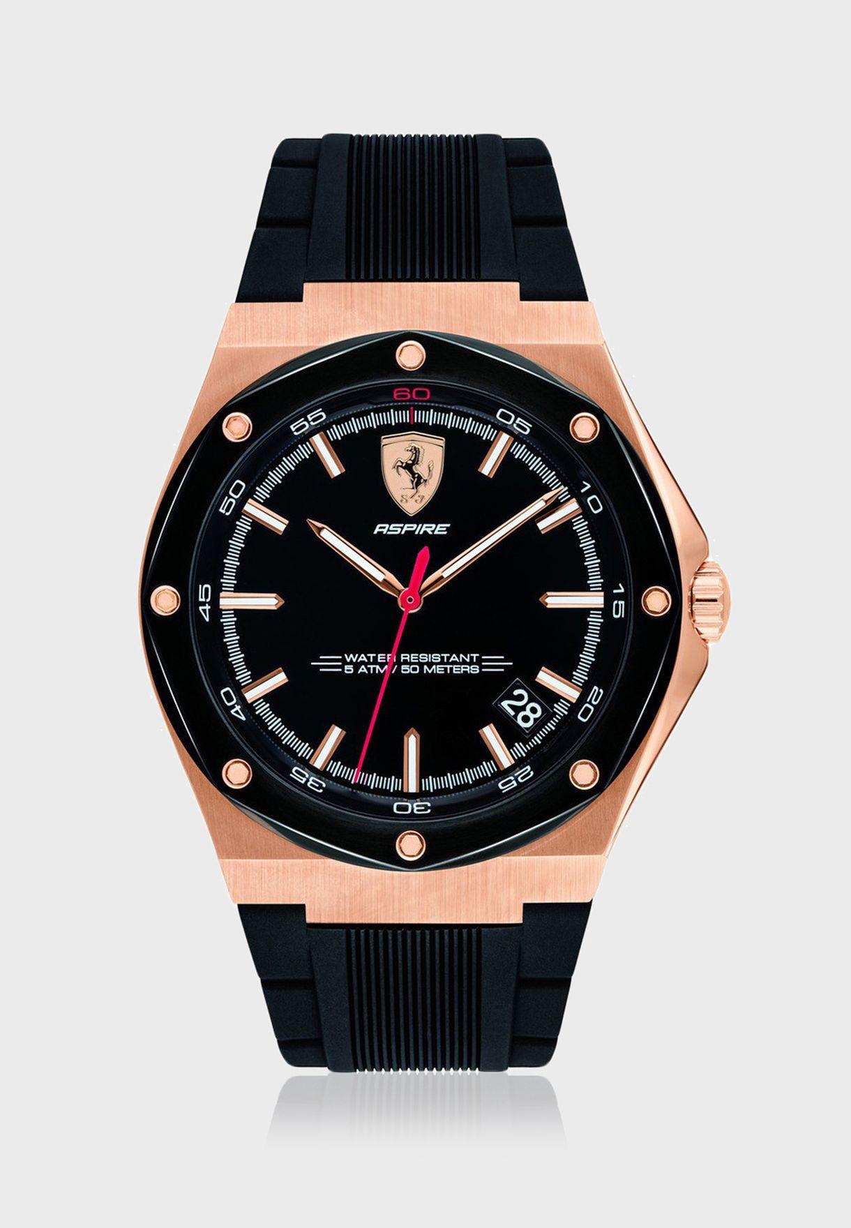830553 Aspre Analog Watch