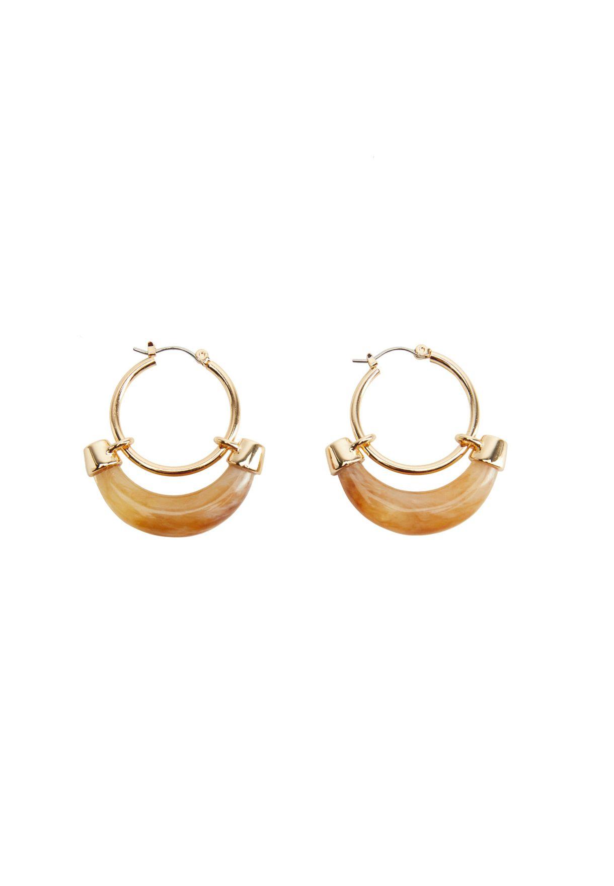 Orleans Hoop Earrings