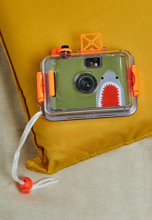 Kids Shark Attack Underwater Camera
