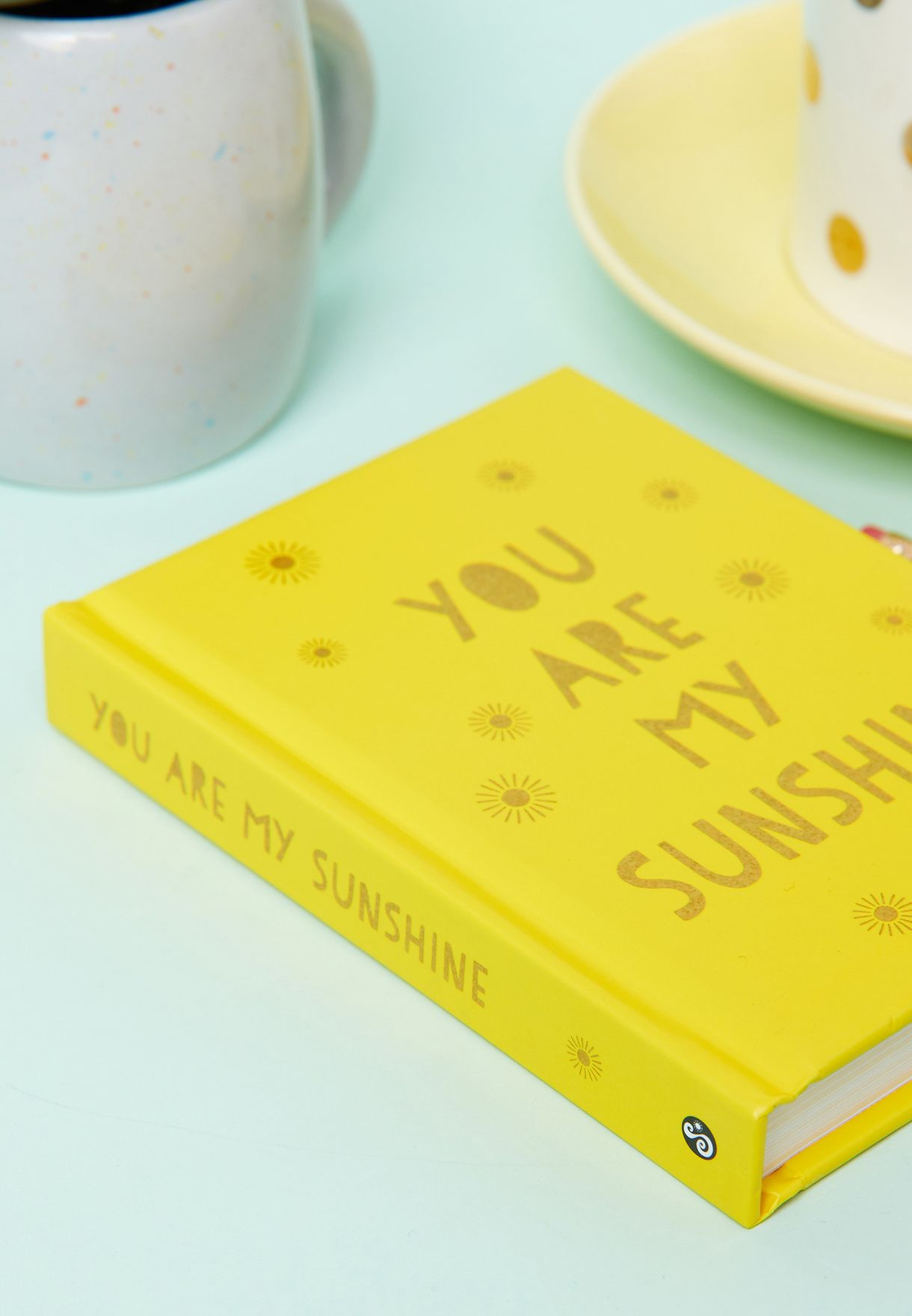 كتاب يو ار ماي سن شاين