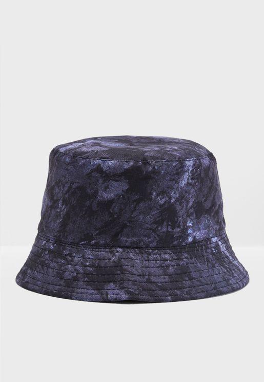 89fe29ec4a Bucket Hat In Tie Dye