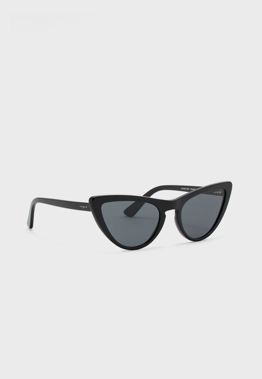 0VO5211SM Cat Eye Sunglasses