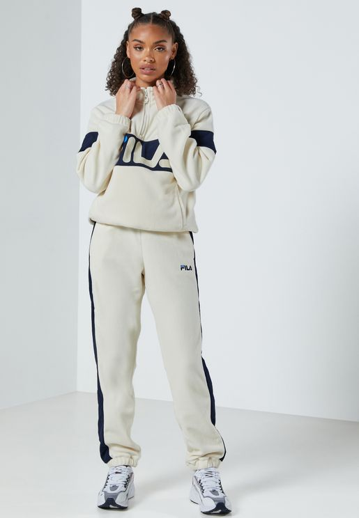 Thea Polar Fleece Sweatpants