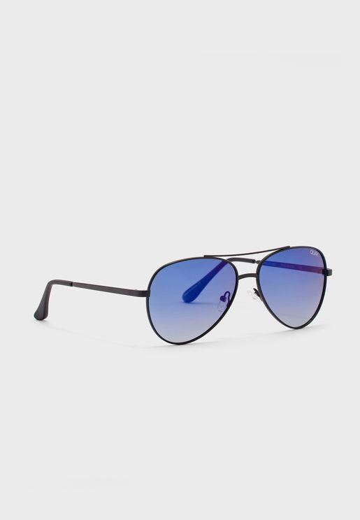 نظارة شمسية افيايتور مظللة
