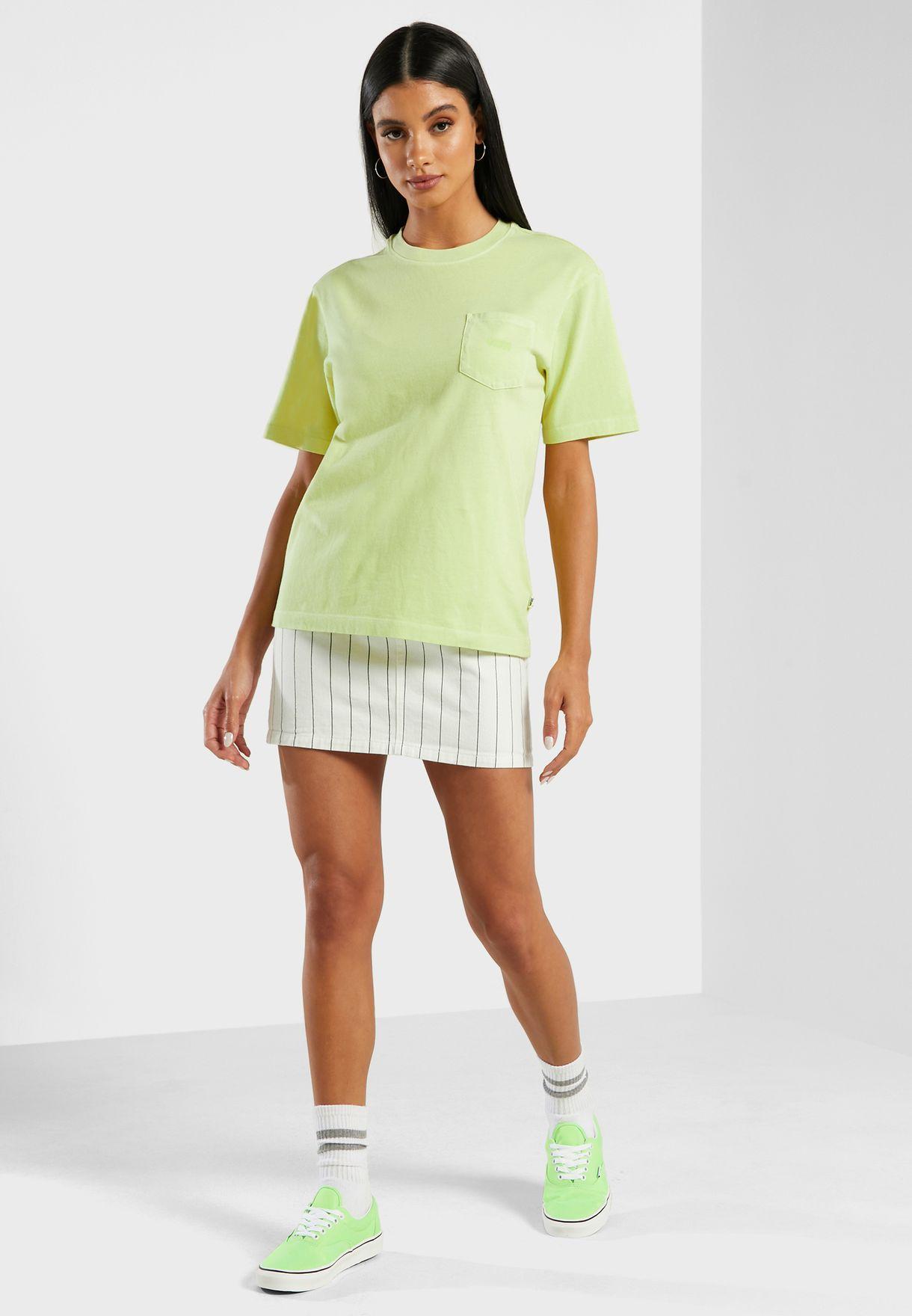 Pocket V T-Shirt
