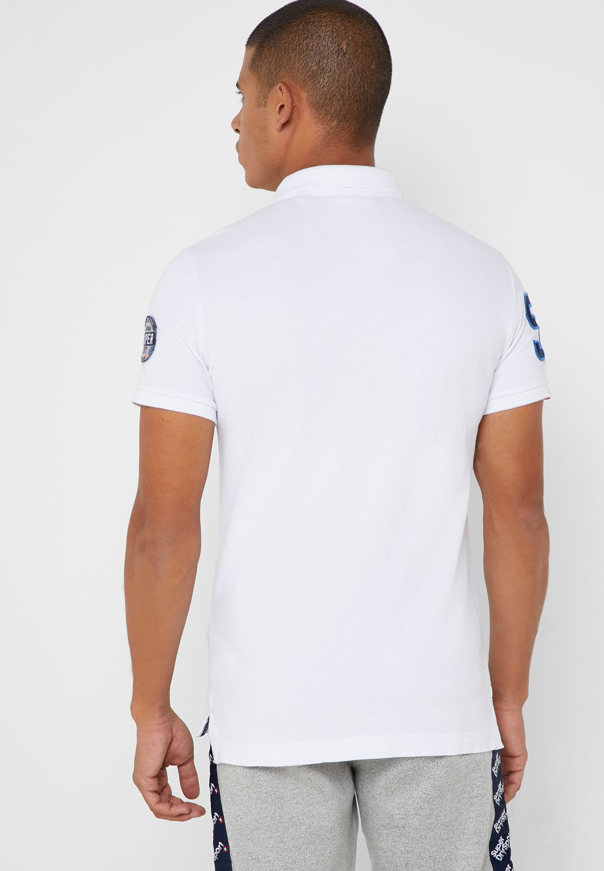 Classic Superstate Pique Polo